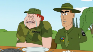 Brickleberry connie crying