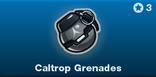 Caltrop Grenades