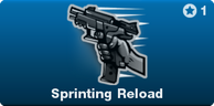 BRINK Sprinting Reload icon