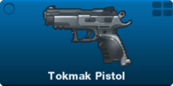 Tokmak Select Icon