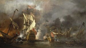 Victory against Barbary pirates