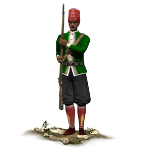 Ottoman Infantry