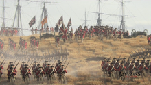 Regiment deployment
