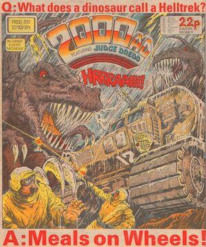 2000 AD prog 391 cover
