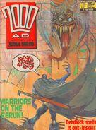 2000 AD prog 581 cover