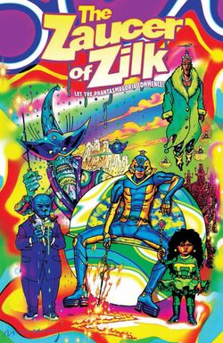 The Zaucer of Zilk