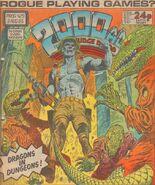 2000 AD prog 429 cover