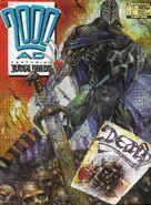 2000 AD prog 577 cover