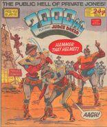 2000 AD prog 453 cover