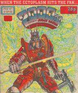 2000 AD prog 487 cover