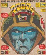 2000 AD prog 422 cover
