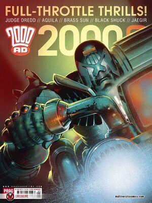 2000 AD prog 1895 cover