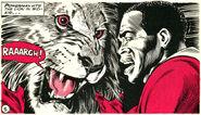 Powerman & lion