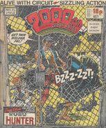 2000 AD prog 306 cover