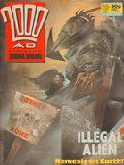 2000 AD prog 586 cover