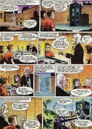 Doctor Who, Gillian and John