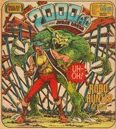 2000 AD prog 263 cover