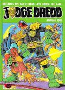 Dredd annual 1982 cover