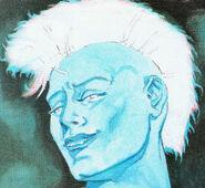 Venus Bluegenes