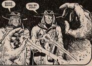 The Stix brothers kill Spud