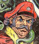 Captain o'grady