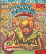 2000 AD prog 451 cover