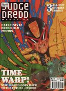 Judge Dredd Megazine vol 2 -81 cover