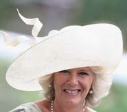 Camilla Parker-Bowles Day 1, 2009