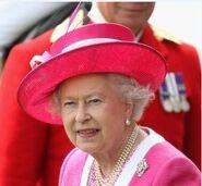 Elizabeth II Day 2, 2009