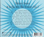 File:B In The Mix The Remixes Vol. 2 Back Cover.jpg