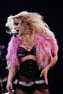 Normal Britney Spears Performs At The Circus Starring Britney Spears in Tampa11