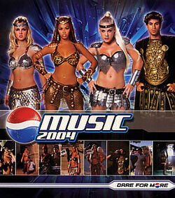 Various Pepsi Music 2004 Dare For More