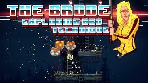 Broforce Tactical Update - October 2014
