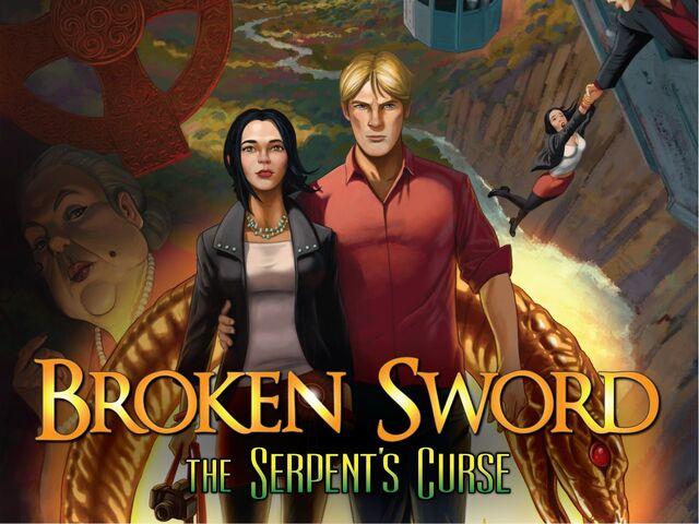 File:Broken Sword - The Serpent's Curse.jpg