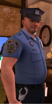 Police Officer O'Halloran