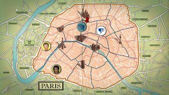 Map Paris BS5