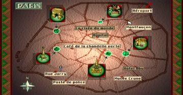 Map Paris BS1