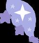 Lunar Sparkle Cutie Mark