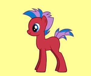 Prancer Pony