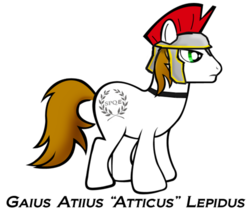 Atticus copy for brony in PNG