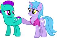 A Primson and Lori