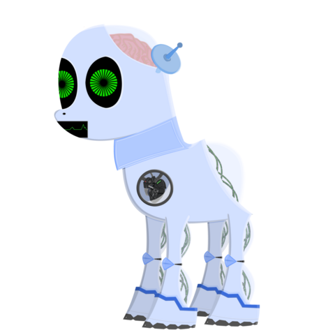 File:Robot pony vector by esipode-d4w2yom.png