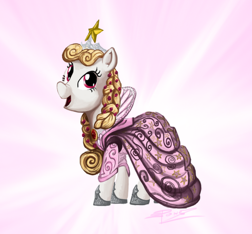 File:Yellowstar in her gala dress by ponysponsz-d3fz224.png