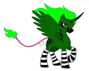 Crosis Pony