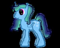 Zora the Stargazing Pegasus