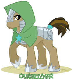 Mlp oc outrider
