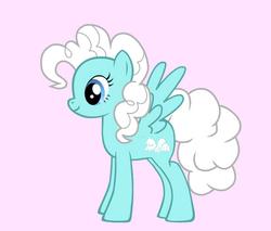 Cloudy Pony