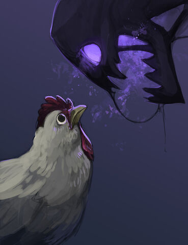 File:Chicken vs enderman.jpg