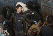 Jake in Dumpster