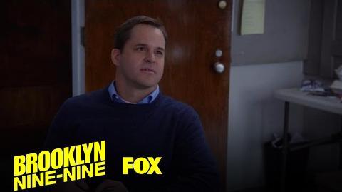 Teddy Shows He Is A Changed Man Season 4 Ep. 13 BROOKLYN NINE-NINE